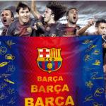 bandera barça campeón
