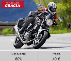 oferta carné moto