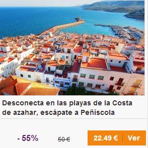 oferta Peñíscola