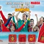 Promoción diario Marca - Bañador selección española