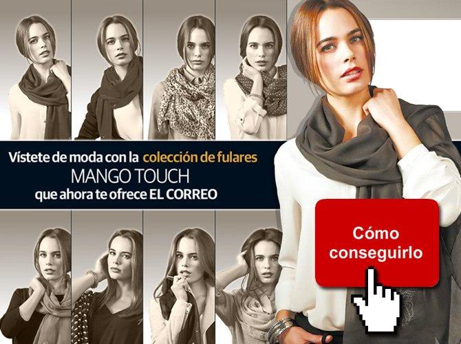 Promociones diario Vasco - fular Mango