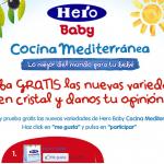Muestras gratis bebes - Hero Baby cocina