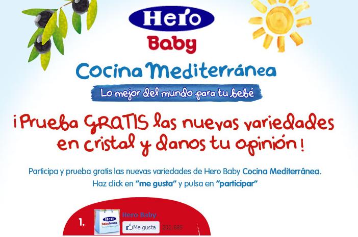 hero baby muestra