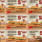 descuentos burger king