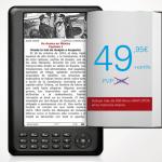 ereader multimedia prixton codex 401 promociones el periodico