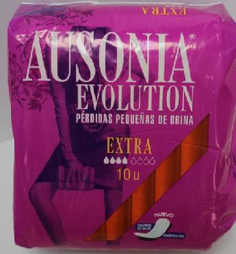 muestras gratis ausonia evolution