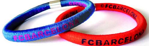 pulseras colores barça mundo deportivo
