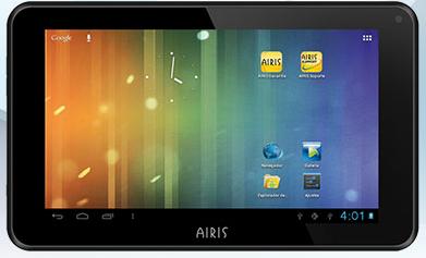 tablet airis onepad 90 el mundo