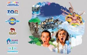 Bono parques diversión - Promociones el Mundo