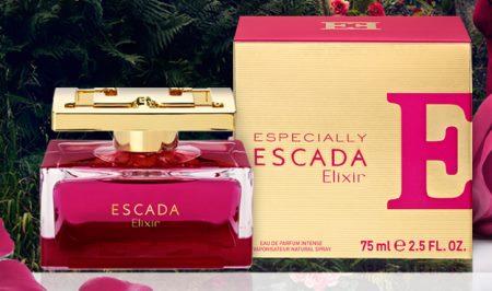Muestras gratis perfumes - elixir de Escada