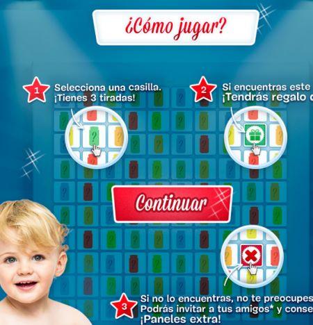 Muestras gratis - regalos para bebés - Hero baby