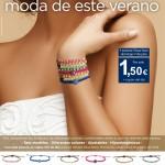 Promoción la Vanguardia - Pulseras Rosa Bisbe