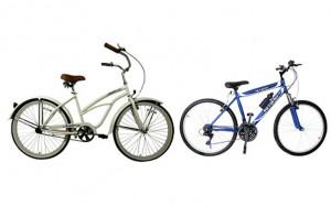 Promoción sport - bicicleta