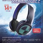 Promociones periódico As - Auriculares Philips O'Neill