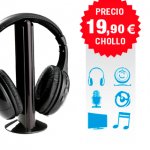 auriculares inalmabricos soundd marca