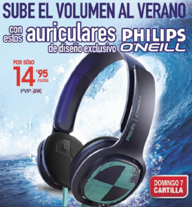 auriculares philips oneil as