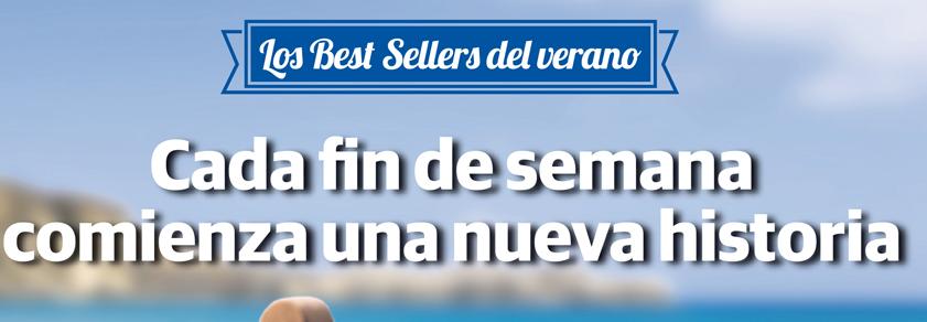 best seller verano - el norte de castilla