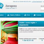 Cupones de descuento groupalia - Zaragoza