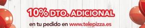 Descuentos Telepizza - promociones Telepizza
