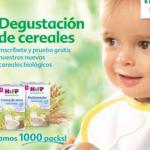 muestras gratis cereales hipp bebes