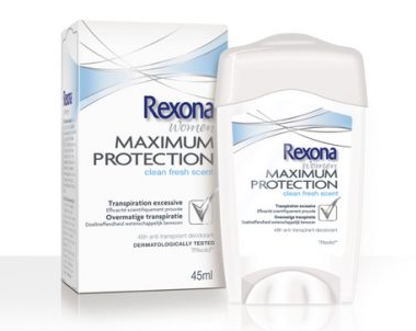 muestras gratis desodorante rexona