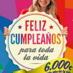 Promociones Nestlé - Feliz cumpleaños para toda la vida