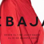 Rebajas Zara 2013