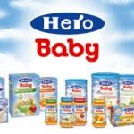 Hero baby - Muestras gratuitas
