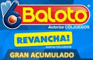 resultados Baloto revancha 14 agosto 2013
