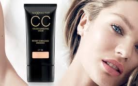 Consigue una CC Cream de Max Factor