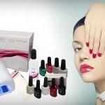 Oferta Groupón 2013 - set de manicura