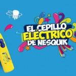 Promoción Nesquick - Cepillo de dientes eléctrico