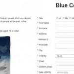 Muestras gratis de Blue Cedrat