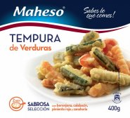 tempura verdura maheso