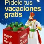 Gana unas vacaciones en Murcia - sorteo de viajes