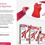 Camiseta Deportiva New Balance con Special K