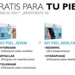 Kit de Cremas gratis con Laroche Posay