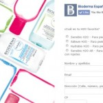 Productos de belleza Bioderma gratis