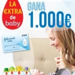 Paga extra de 1.000 euros con Johnson´s Baby