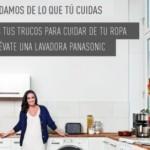 Sorteo de Panasonic - Lavadora y Frigorífico