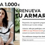Gana 1.000€ para gastar en tiendas Women Secret
