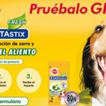 Prueba gratis DENTASTIX Pedigree para tu perro