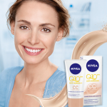 Muestras gratuitas de la nueva Nivea CC Cream