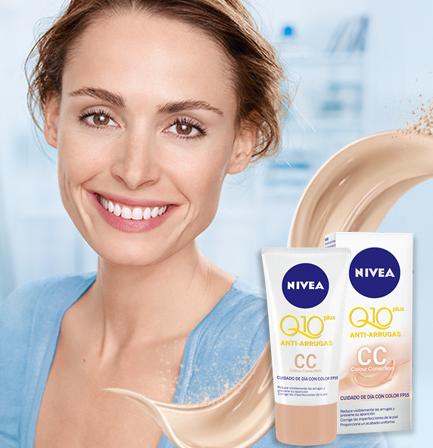 muestras gratuitas cc cream nivea