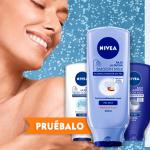 Muestras gratuitas de NIVEA Bajo la ducha Body Milk