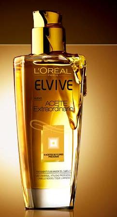 muestras gratis el aceite extraordinario loreal