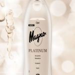 Prueba gratis el nuevo gel de ducha Magno Platinum