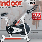 Promoción Bicicleta Indoor Tecnovita con As