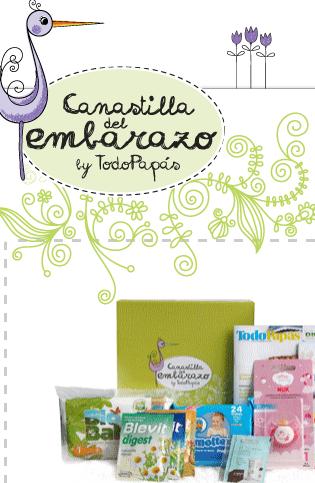 canastilla del embarazo todopapas marzo 2014
