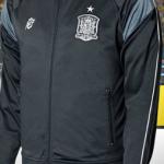 chaqueta oficial seleccion española marca